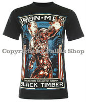 Iron Man Superhero T-Shirt (NS031)