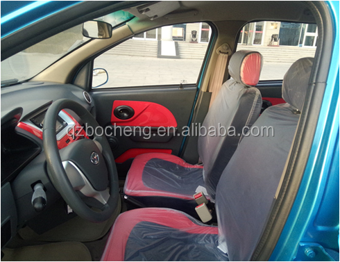 L7e EEC homologation electric car 4 seats