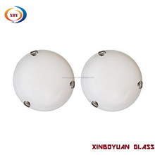 Hotel Waterproof Glass Cover Bathroom Ceiling Light/Lamp cover