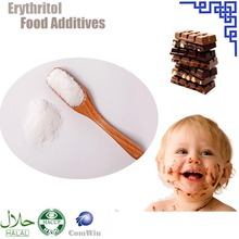 Bulk Food Additives Sweeteners Natural And Healthy Polyol Erythritol