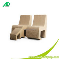 buy flat cardboard furniturecorrugated cardboard chaircardboard chair in china on alibabacom cardboard furniture for sale