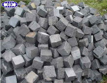 Natiural Black Basalt Cheap Driveway Paving Stone