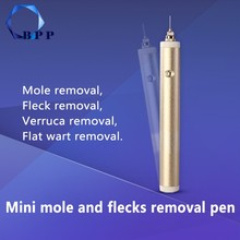 No bleeding safe age spot removel laser pen