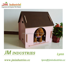 Cute pink dog house for sale