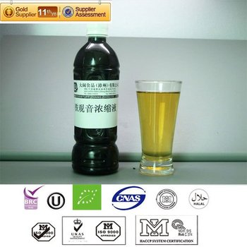 Black/Green/Oolong Tea Concentrate