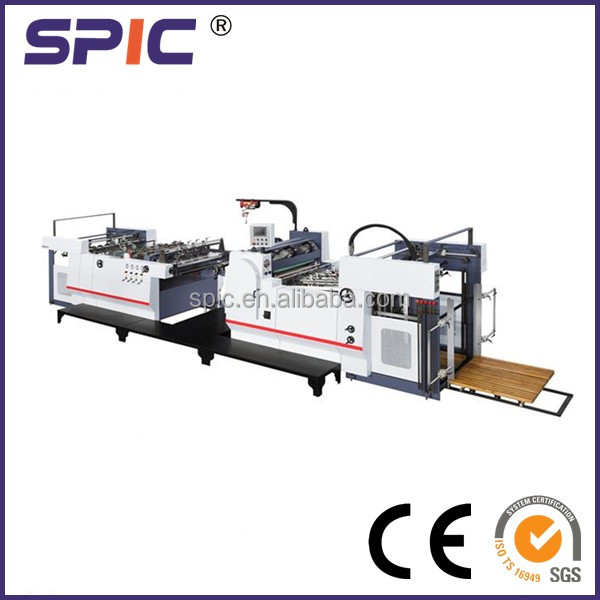CATL-1100 Automatic high speed thermal laminating machine