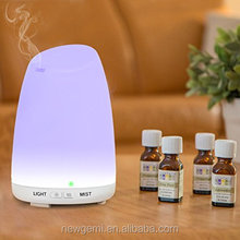 Holan 120ml Portable Ultrasonic Aroma Diffuser Aromatherapy Diffuser Cool Mist Humidifier