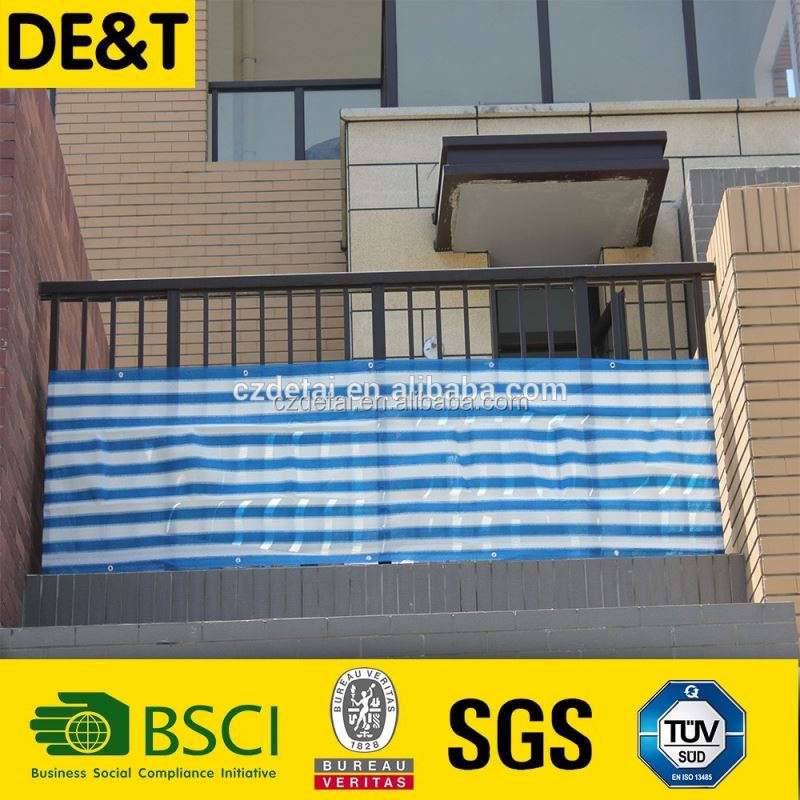10 years supplier balcony safety net balcony aluminum and for Balcony safety grill designs