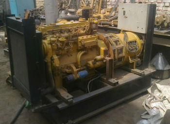 Used 70 kva, Diesel Perkin Generator for sale