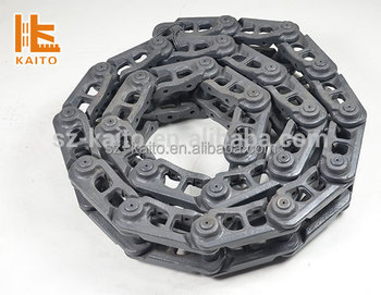 D6D Bulldozer milling machine track shoe assembly track link group