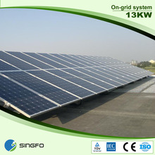 1kw/5kw/10kw/13kw/20kw plug and play off grid solar electric power system