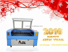 2016 AOL new product 1390 Lazer oyma makinesi for odun/ akrilik