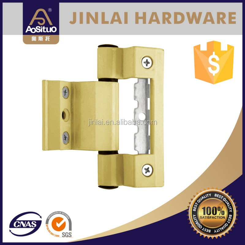 aluminium hinge for door and windows