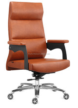 Luxury leather throne chair for office commercial