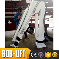 Small 1 ton Hydraulic Boat Lifting Crane for Sale