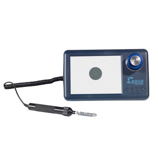 video microscope from China 400 times video fiber microscope optical fiber end face inspecter