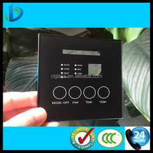 2mm 3mm 4mm 5mm 6mm switch glass factory in Shenzhen