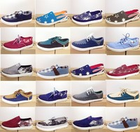 Stock !!! cheap larger quantity ladies canvas shoes in china all kinds of women shoes