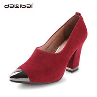 ladies high heels 2014 fashion trend women pumps heels shoes