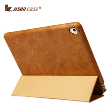 Jisoncase custom leather case for ipad pro 9.7 cases