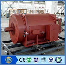 three phase asynchronous motor slip ring motor YR560-4 2500KW 6KV electric moters