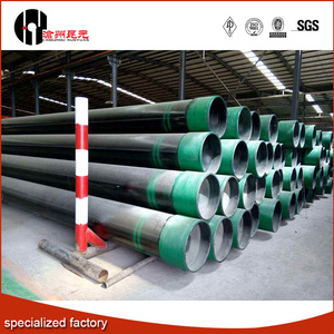 "API 5CT Standard K55 7"" Water Well Casing Pipe"