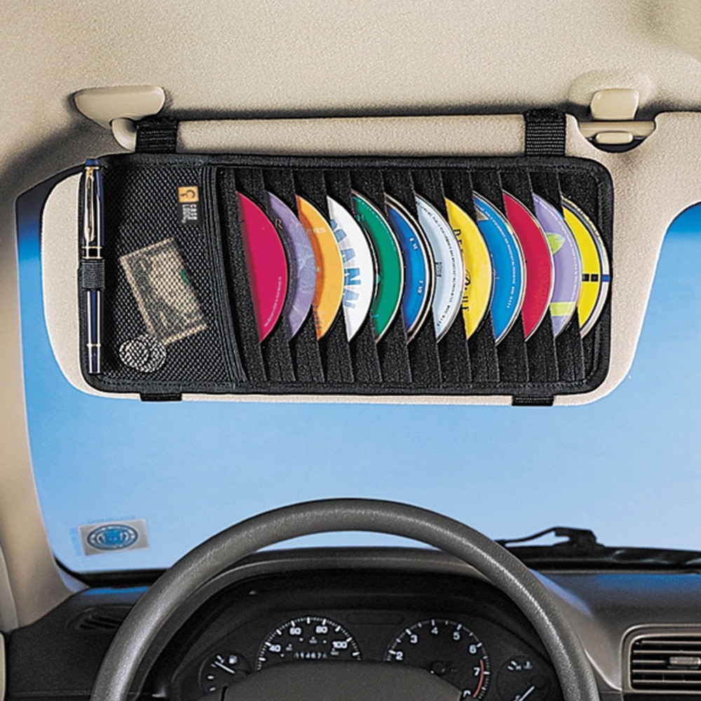 China 12 Pcs Capacity CD Storage Holder CD Case Suppliers