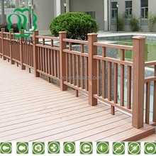 decorative wood rails