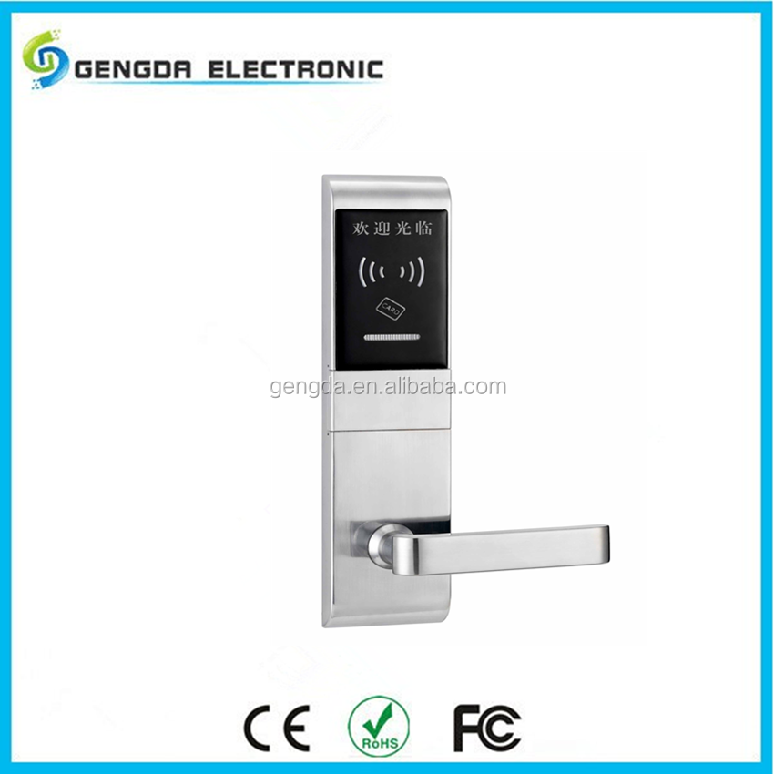 Swipe key card door entry systems for gym / hotel / office door