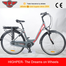 Chinese Mid Drive Green Power Electric Bike (EL01B)