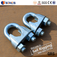 Metal Zinc Plated DIN741 Clamps