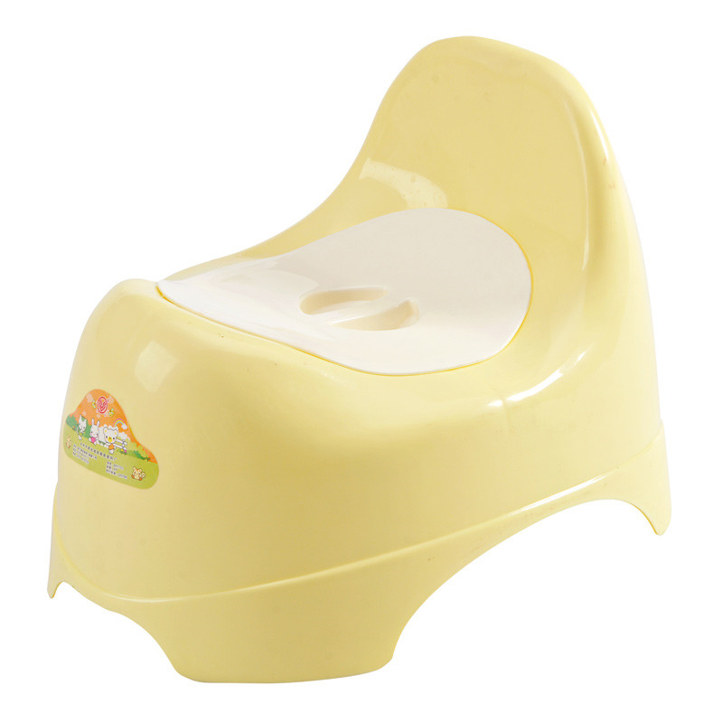 2015 new style hot sale good quality easily cleaned plastic baby potty