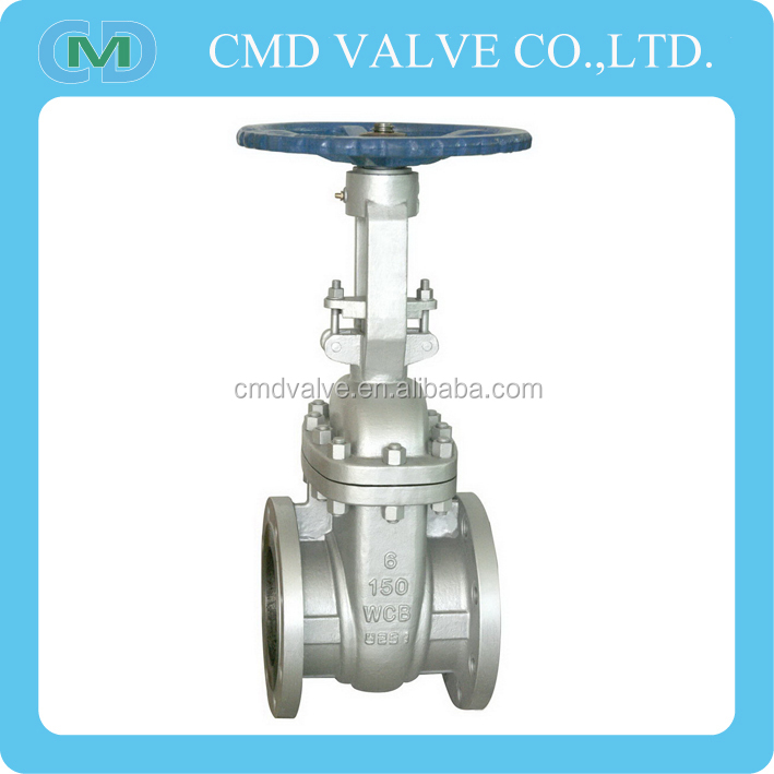 Cast Steel Gate Valve 150/300/600 With Prices