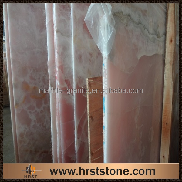 onyx pink marble tumbled tiles prices