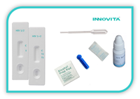 One Step AIDS HIV 1 / 2 Rapid Test Device