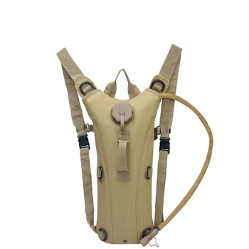 Soft back army tactical hydration pack, factory cheap price hydration pack, polyester hiking water pack