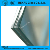 NICE PRICE Clear Laminated Glass with HIGH QUALITY / 0.38MM/ 0.76MM/ 1.52MM -- HEXAD GLASS