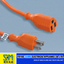 2.5/5A 125V American standard ul Power cord with fuse