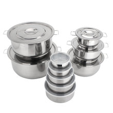 Cheap Cooking Pot Set Cookware Stainless indian Pot Set Of Stainless Cookware