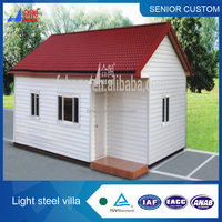 Home Manufacturing in prefabricated houses in alibaba