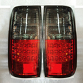 1991-1996 year Land cruiser LC80 FJ80 Prado 4500 LED Tail Light Red Black Color CN