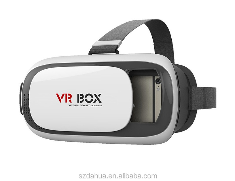 wholesale vr box 2 ,can be printed the logo