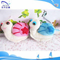 plush keychain/plush animals big eyes/cute kids toys snail