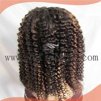 Perfect Quality Cheap Indian Hair Full Lace Wig With Baby Hair For Black Women