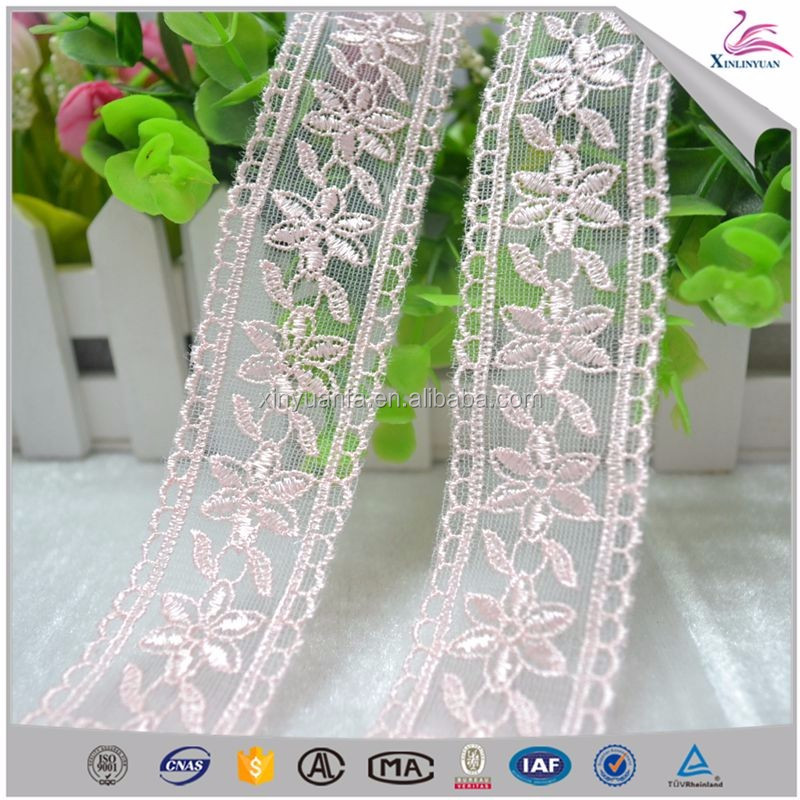 OEM high quality guipure lace trim