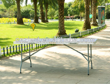 6ft Aluminum Folding Table