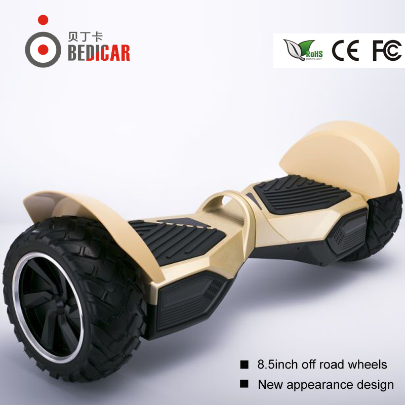 2017 High Quality 9 inch off-road tire smart self balance scooter two wheel Electric Scooter 700W 36V Chinese Factory