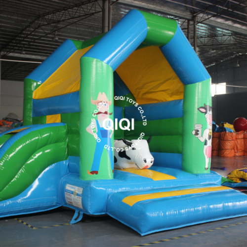 2017 Most Popular Safe And Exciting Inflatable Bouncer With High Quality
