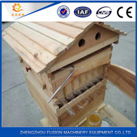 beekeeping supplier plastic bee hives/china bee equipment for sale