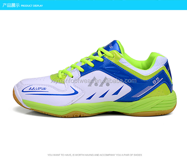 Wholesale No Logo Unisex Waterproof Running Sport Shoes With PU Upper